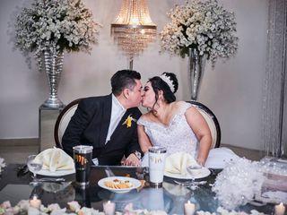 La boda de Alejandra del Ángel y Simón Pedro 2