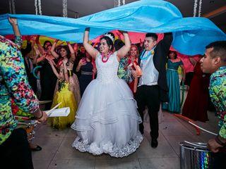 La boda de Alejandra del Ángel y Simón Pedro 3