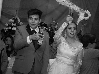 La boda de Sofía y Axel