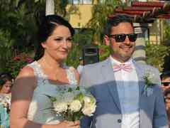 La boda de Amy y Christopher 1