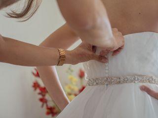 La boda de Daniela y Eduardo 1