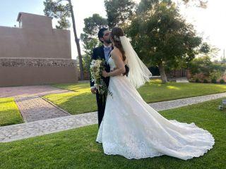 La boda de Norma y Dario 1