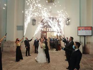 La boda de Norma y Dario