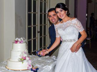 La boda de Emílce y Raúl