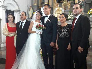 La boda de Verónica   y Ariel   3