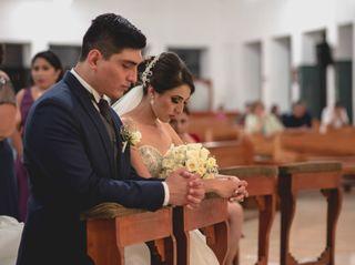 La boda de Elisa y Pablo