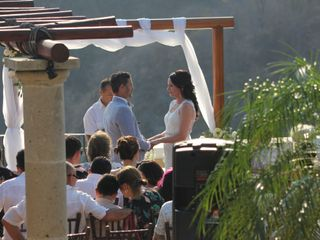 La boda de Amy y Christopher 2