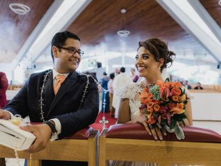 La boda de Gaby y Luis