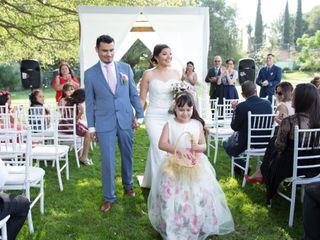 La boda de Karenina y Noe 1