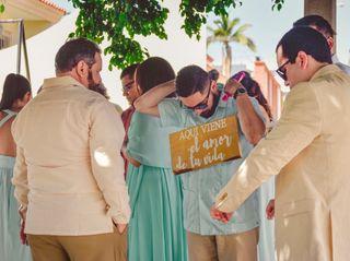 La boda de Perla y Erick 1