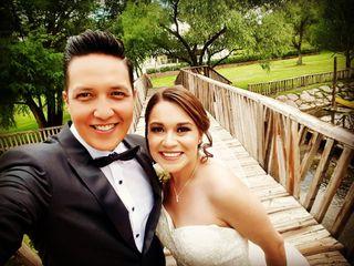 La boda de Roberto y Lizeth