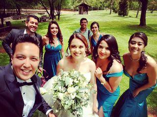 La boda de Roberto y Lizeth 2