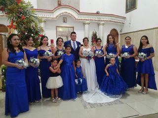 La boda de Andry Ro y Isaac