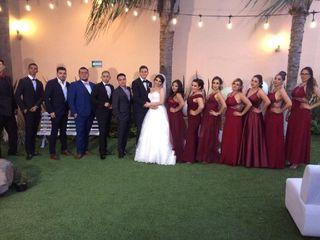 La boda de Karina  y Alberto