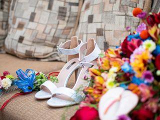 La boda de Karina y Moisés 1