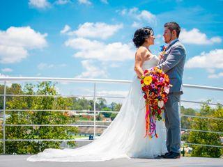 La boda de Karina y Moisés