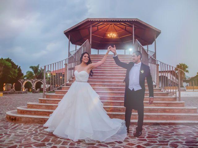La boda de Eduardo y Daniela en Querétaro, Querétaro 1