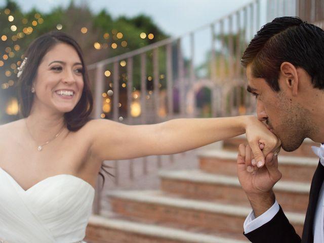 La boda de Eduardo y Daniela en Querétaro, Querétaro 2