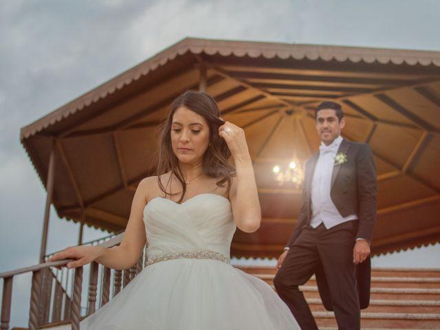 La boda de Eduardo y Daniela en Querétaro, Querétaro 9