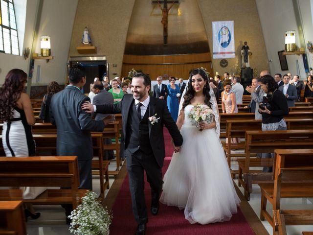 La boda de Flor y Marcell