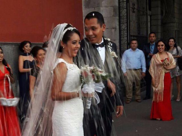 La boda de Verónica   y Ariel