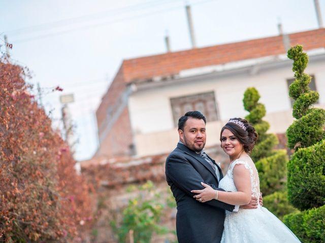 La boda de Karla y Daniel