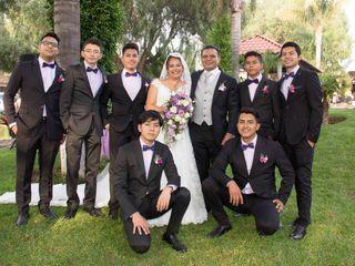La boda de Nelly y Uriel
