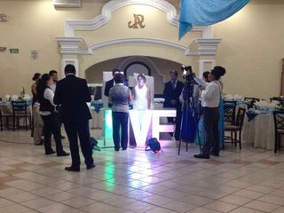 La boda de Cyntia y Ulises 2