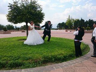 La boda de Cyntia y Ulises 3