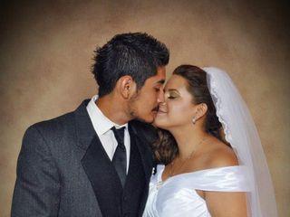 La boda de Katya y Marcos 2