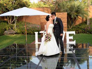 La boda de Sara y José Luis