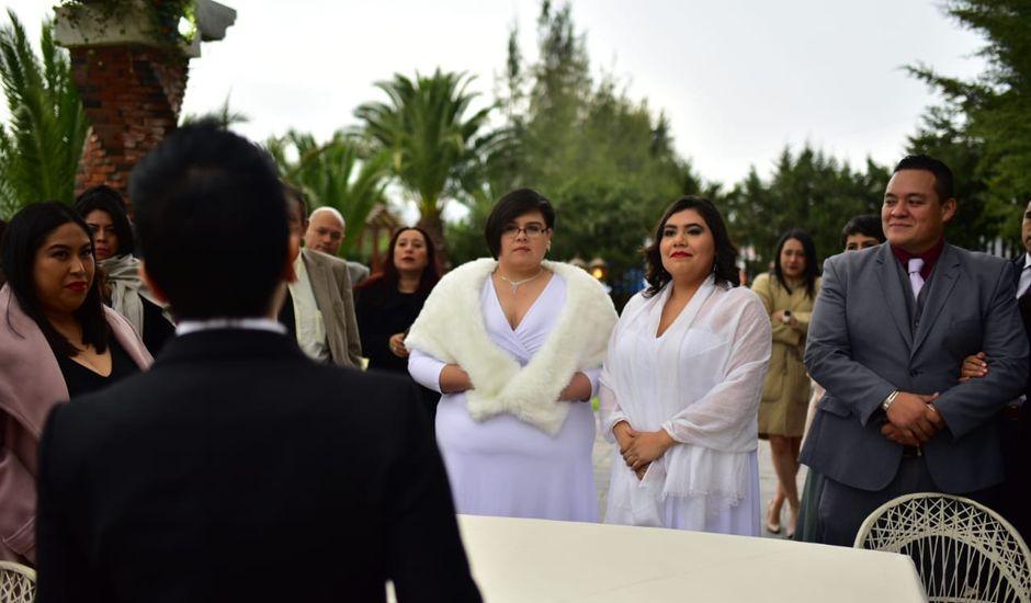 La boda de Karen  y Mariana  en Zapotlán de Juárez, Hidalgo