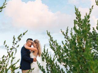 La boda de Karley y Chris
