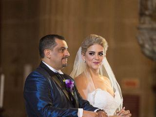 La boda de Samantha  y Miguel Ángel  1