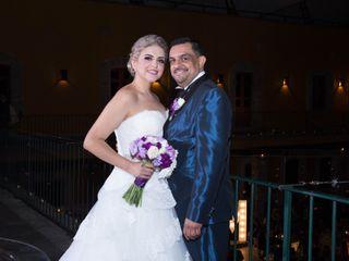 La boda de Samantha  y Miguel Ángel  2