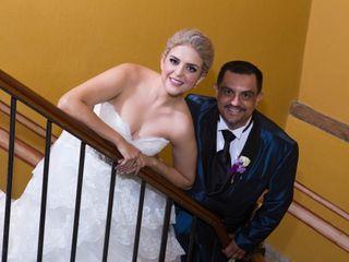 La boda de Samantha  y Miguel Ángel  3