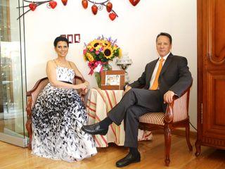 La boda de Maru y Carlos