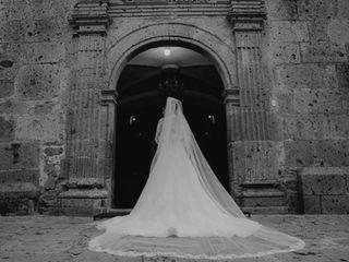 La boda de Lupita  y Álex 1