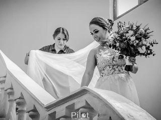 La boda de Paola y Luis 1
