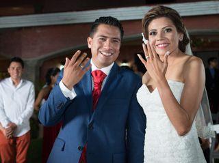 La boda de Kary y Paco 1
