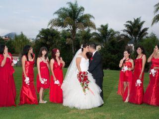 La boda de ANAI y JOSE ANTONIO 3