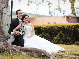 La boda de Isenia Jaquelina y Mauricio Eugenio