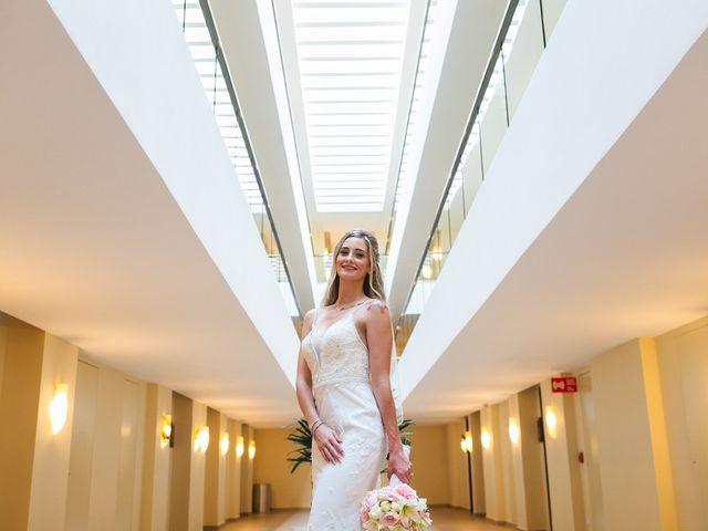 La boda de Chris y Karley en Cancún, Quintana Roo 14
