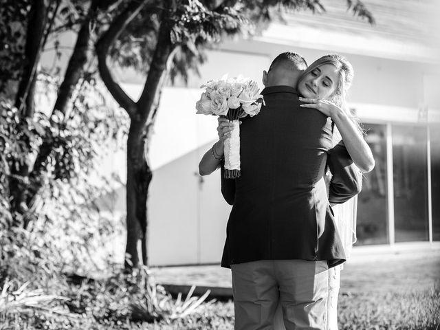 La boda de Chris y Karley en Cancún, Quintana Roo 17