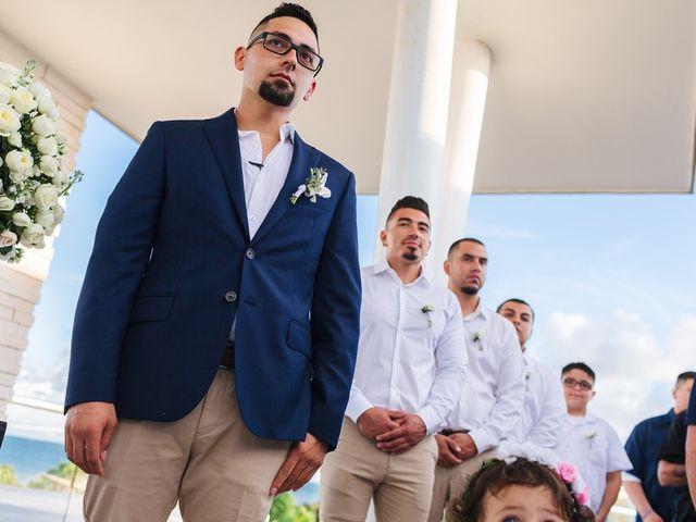 La boda de Chris y Karley en Cancún, Quintana Roo 18