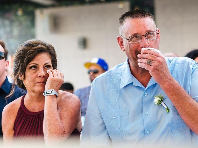 La boda de Chris y Karley en Cancún, Quintana Roo 21