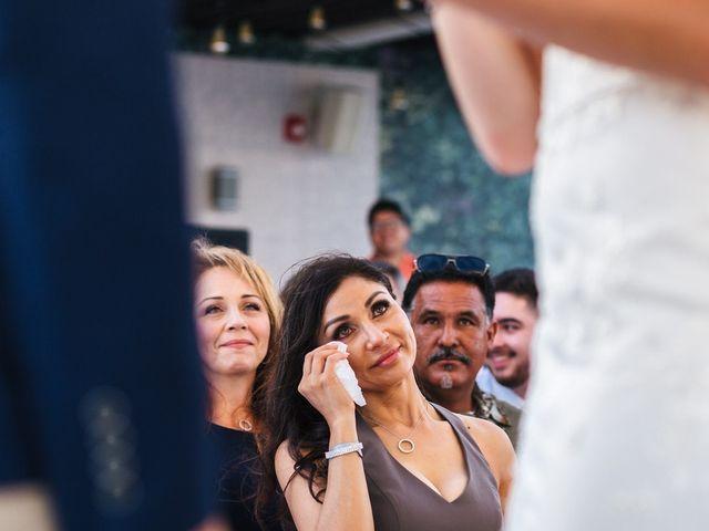 La boda de Chris y Karley en Cancún, Quintana Roo 22