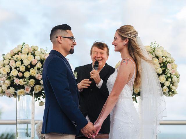 La boda de Chris y Karley en Cancún, Quintana Roo 24