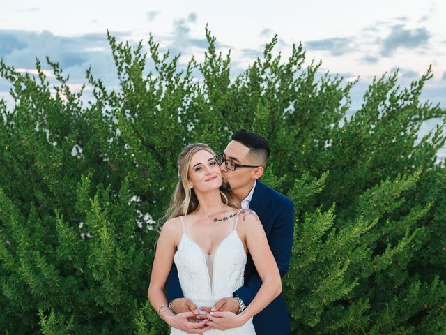 La boda de Chris y Karley en Cancún, Quintana Roo 29