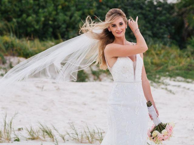 La boda de Chris y Karley en Cancún, Quintana Roo 30